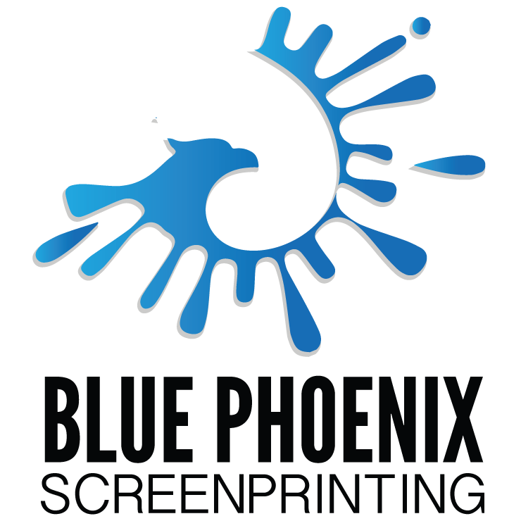 Blue Phoenix Screen Printing